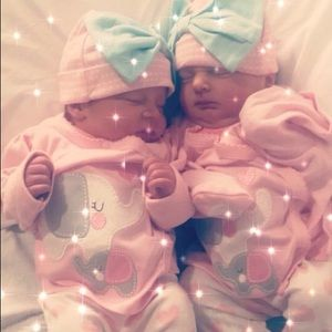 Twin baby lot. Preemie-3months. New and used